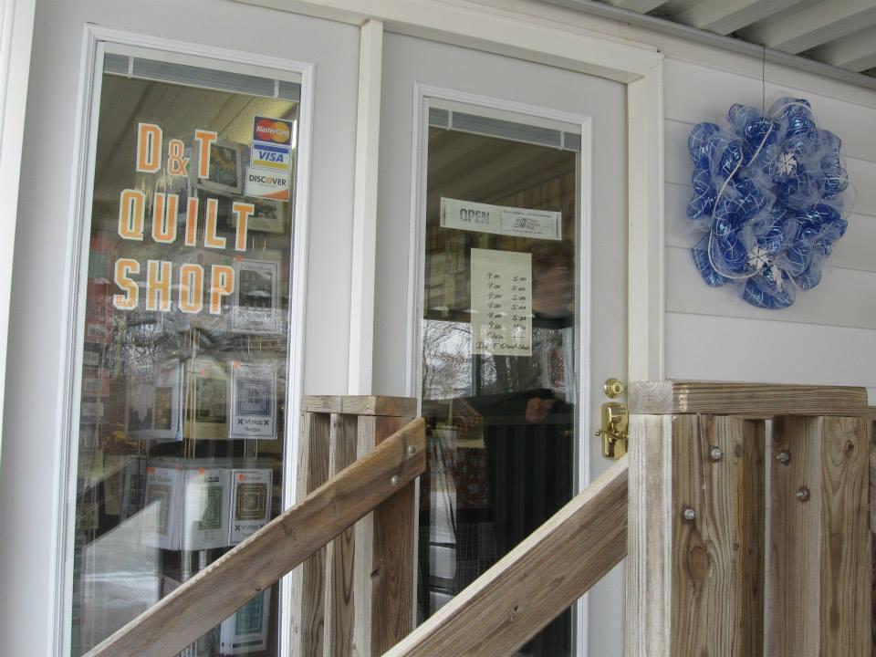D & T Quilt Shop