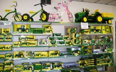 John Deere Store AG-Power