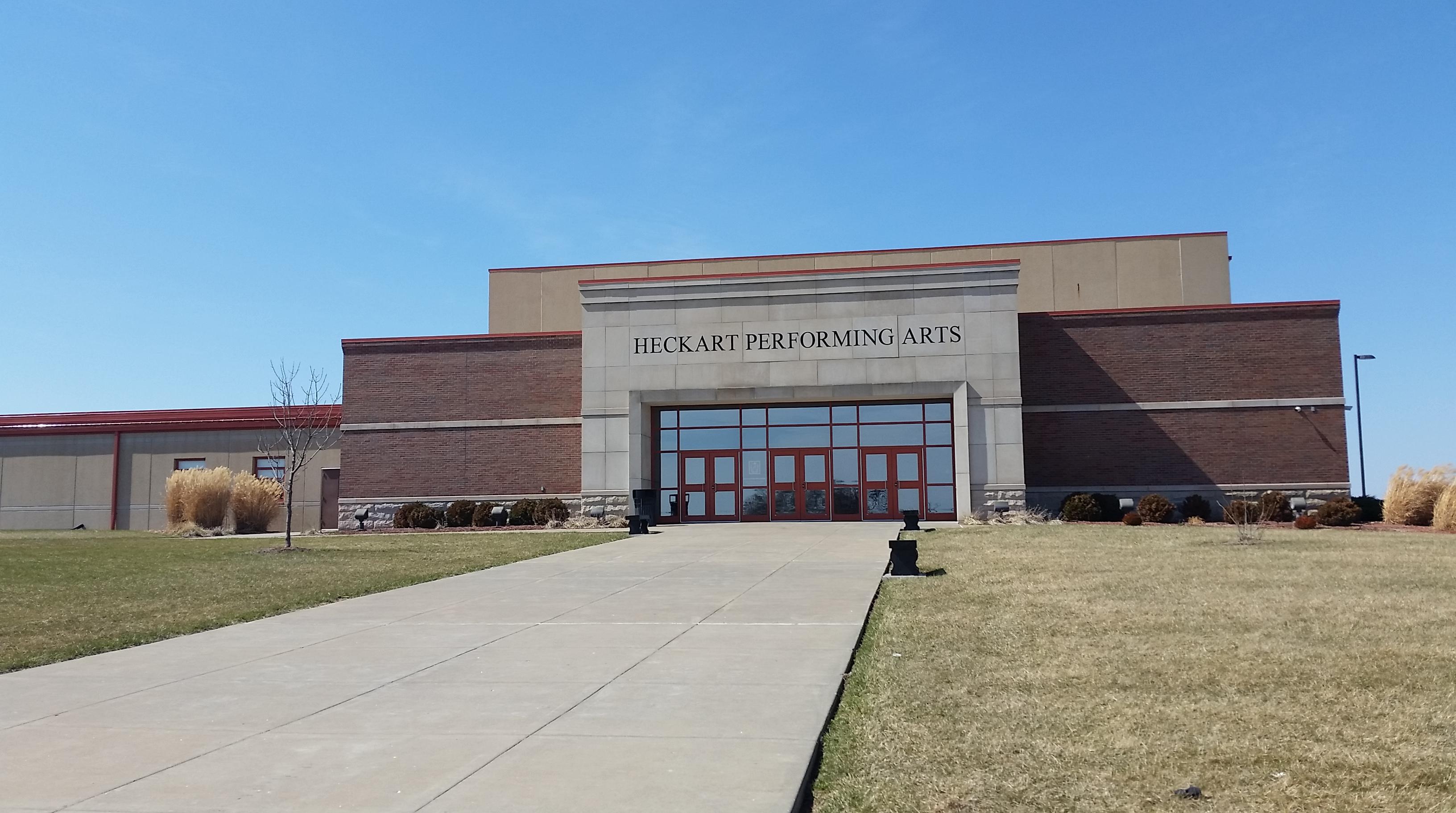 Heckart Performing Arts Center