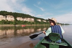 Mighty Mo Canoe Guides