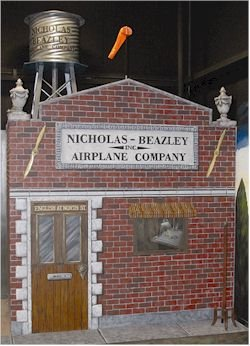 Martin Community Center and Nicholas Beazley Aviation Museum