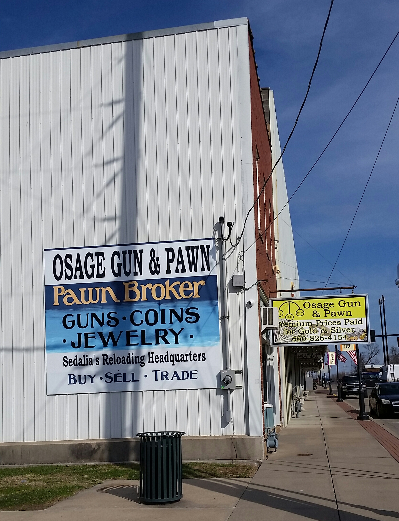 Osage Gun and Pawn Shop
