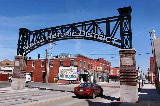 Downtown Sedalia Historic District