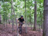 Truman Lake Mountain Bike Park
