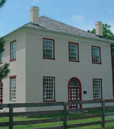 Johnson County Historic Complex