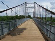 Joe Dice Swinging Bridge