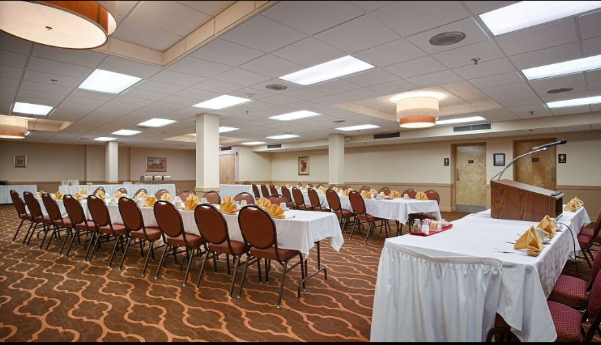 Best Western State Fair Inn Conference room