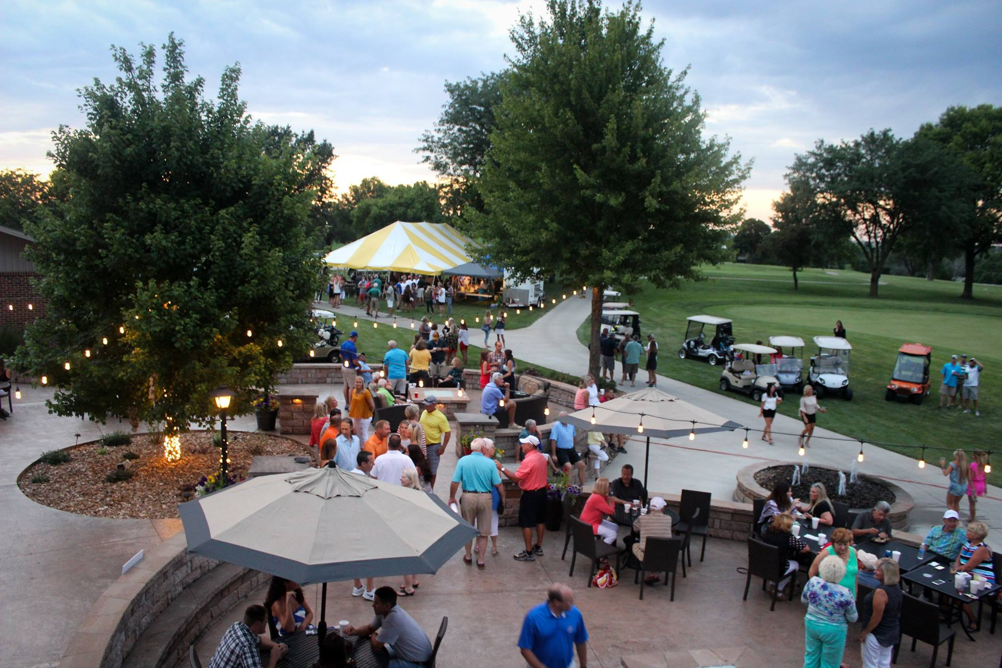Sedalia Country Club (Members Only)