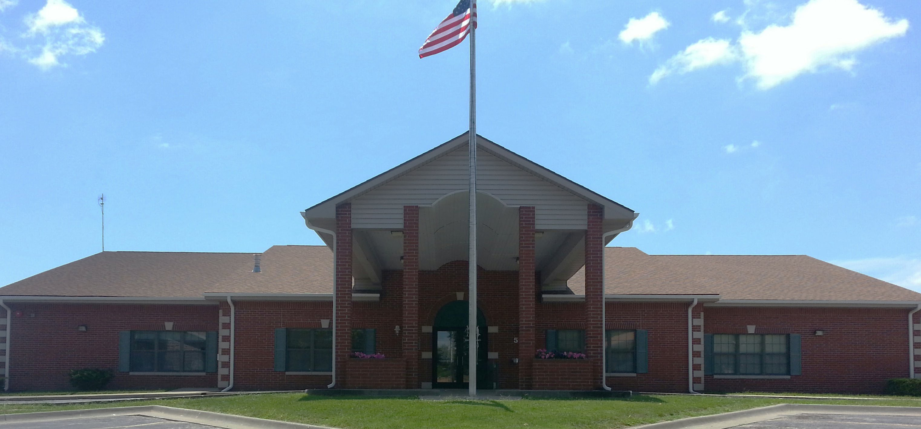 Sedalia Housing Authority Community Room