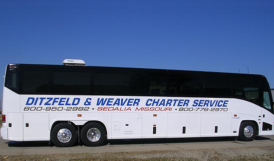 Ditzfeld Weaver Charter Service