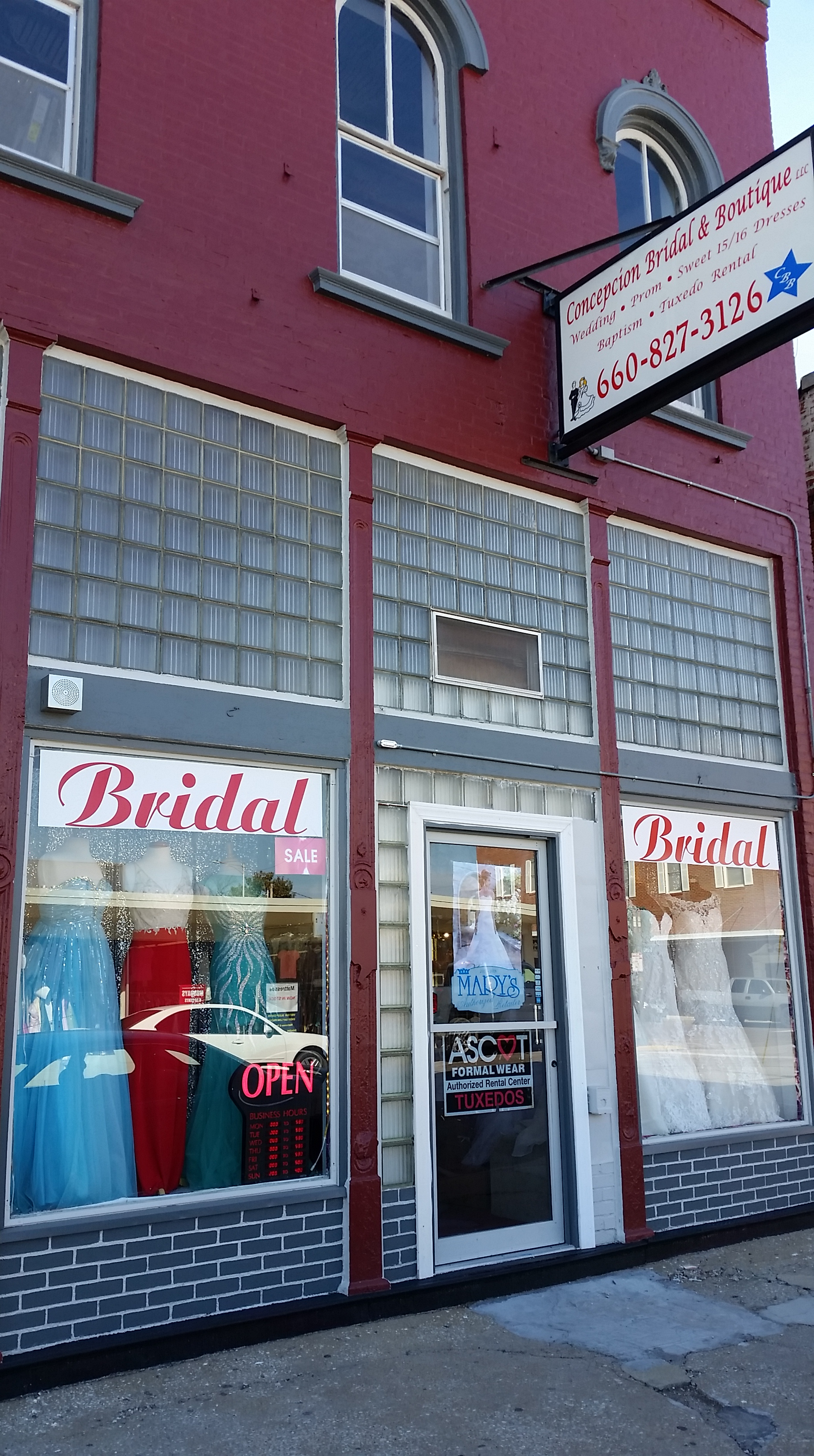 Concepcion Bridal & Quinceañera Boutique, LLC