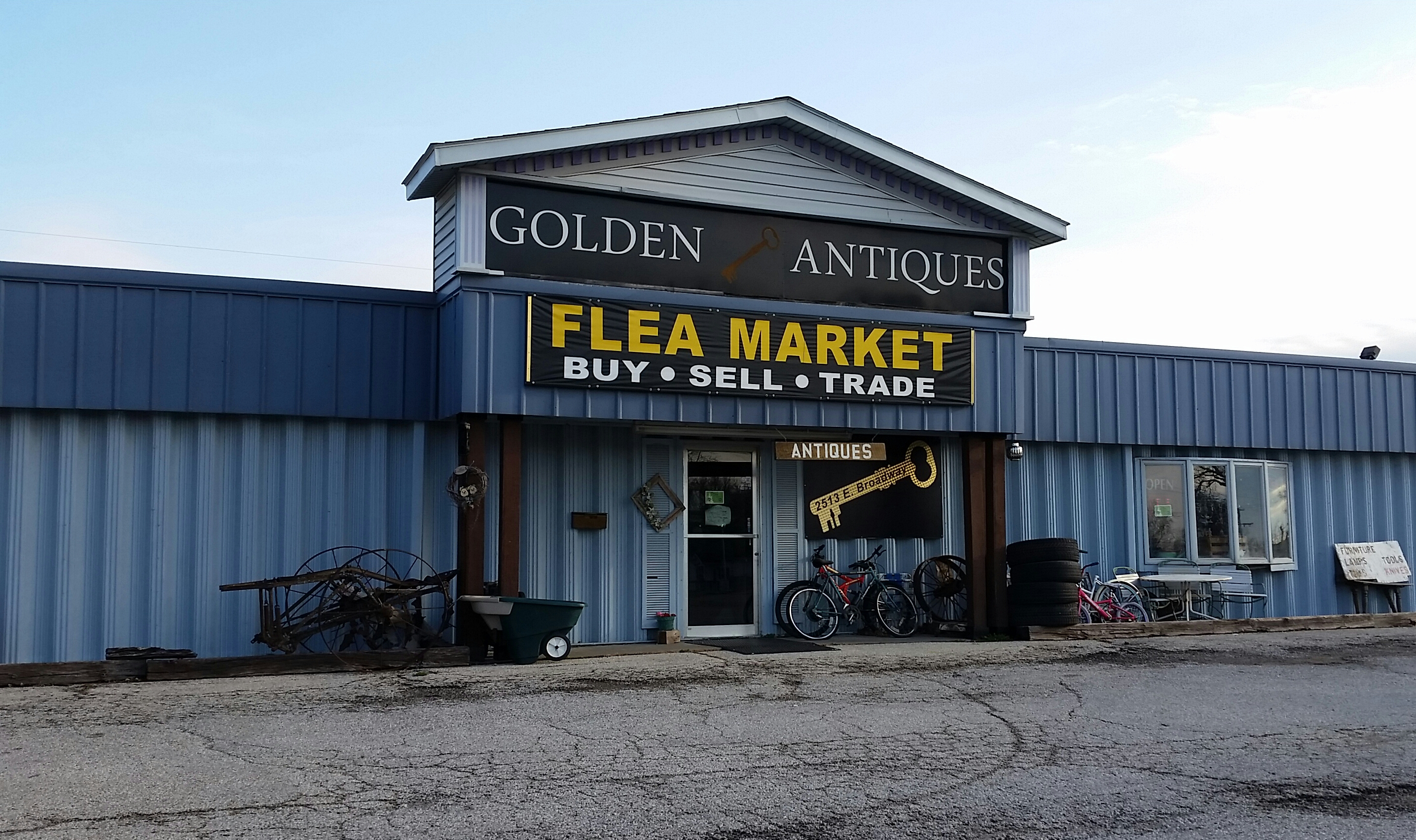 Golden Key Antiques
