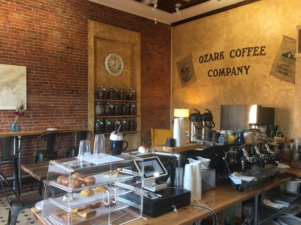 Ozark Coffee Company & Roastery