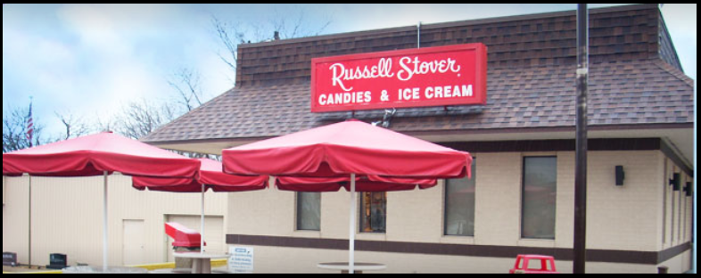 Russell Stover Candy Outlet