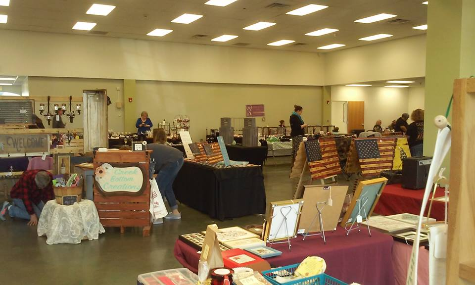 Missouri state fairgrounds sedalia convention visitors for How to display wood signs at craft show