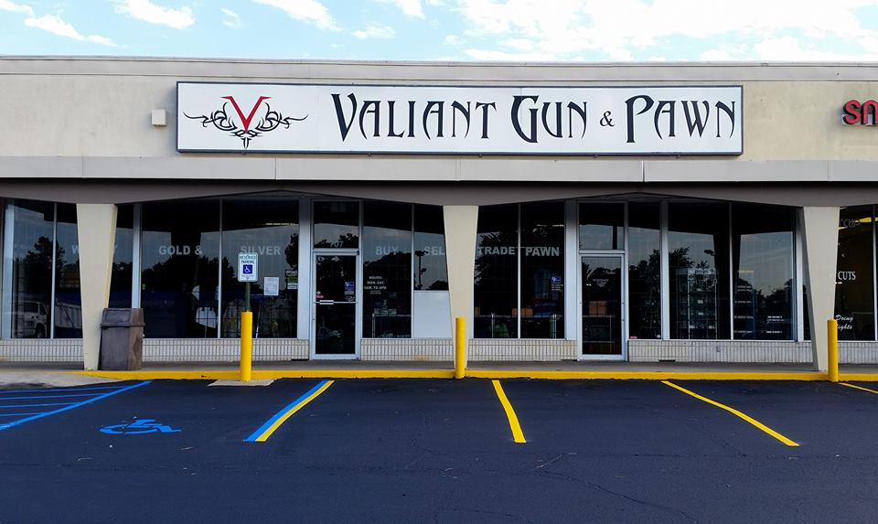 Valiant Gun and Pawn
